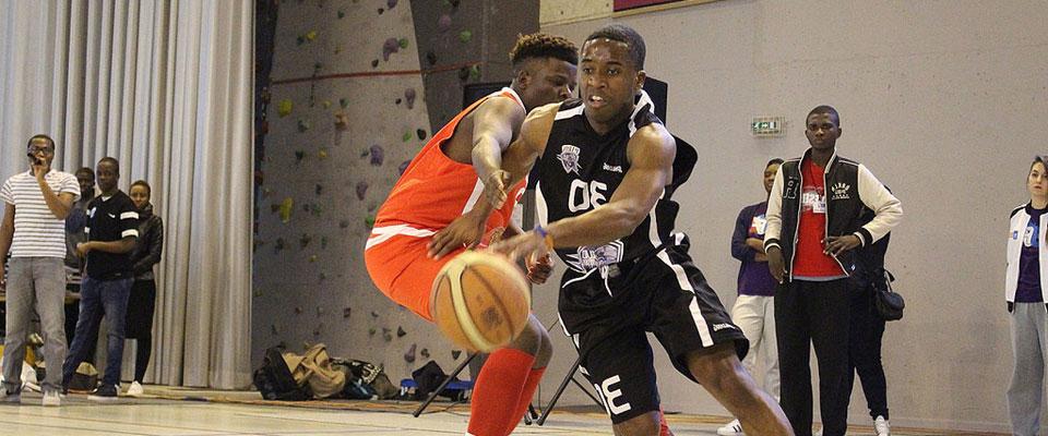 Баскетбол — СМЕ Франция