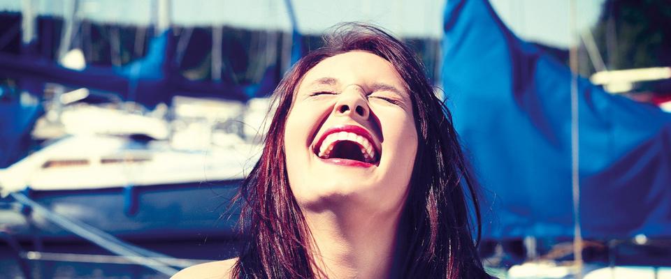 Знаешь ли ты, что смех очень полезен?