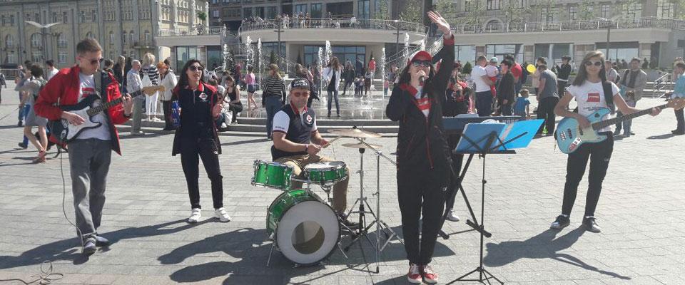 Движение на Почтовой площади
