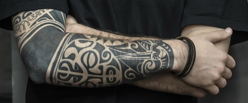 Происхождение татуировки