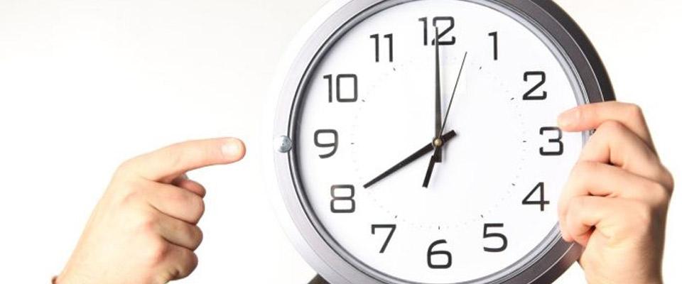 Как перестать опаздывать — 5 советов