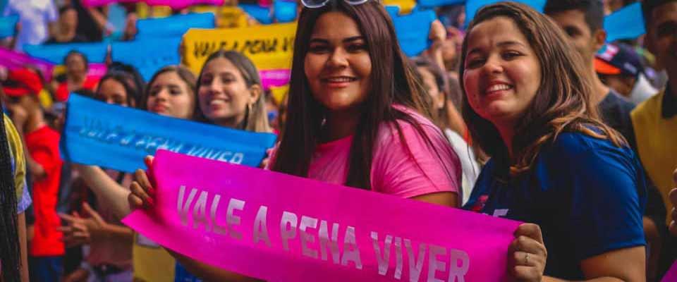 Бразилия: Стоит Жить
