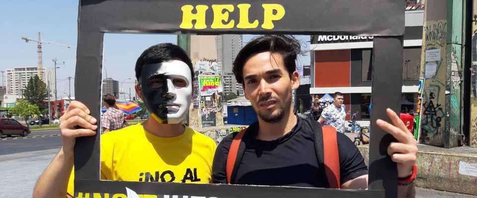 HELP — Чили